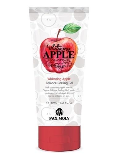 PaxMoly Whitening Apple Balance - Elma Özlü Beyazlatıcı Peeling Jeli Renksiz